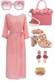 Summer Pink Glam