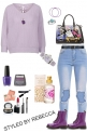 FALL PULL OVER IN LAVENDER