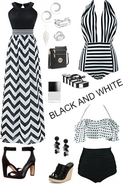 ITS BLACK AND WHITE LAST OF SUMMER