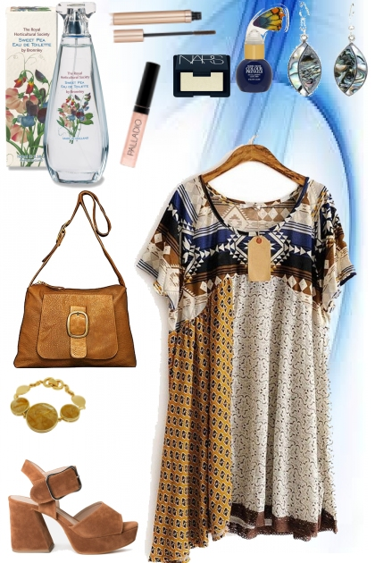 HIPPIE CASUAL STYLE