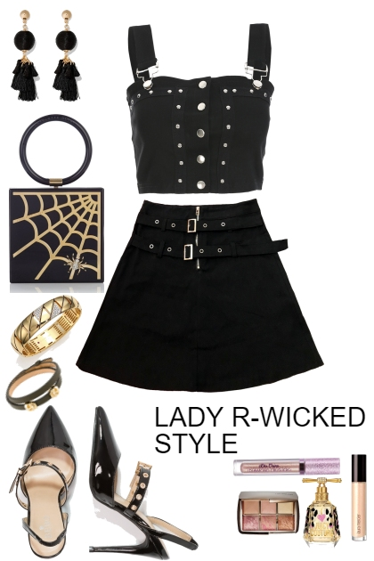 WICKED STYLE BY LADY R