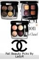 Chanel Beauty Picks For Fall