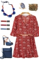 CUTE FALL DRESSES TO STROLL IN
