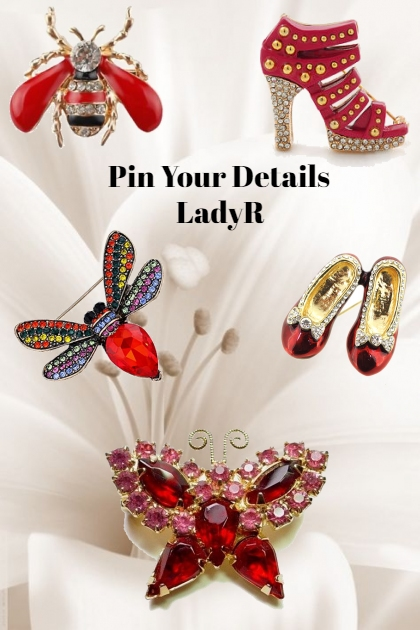 Pin Your Details