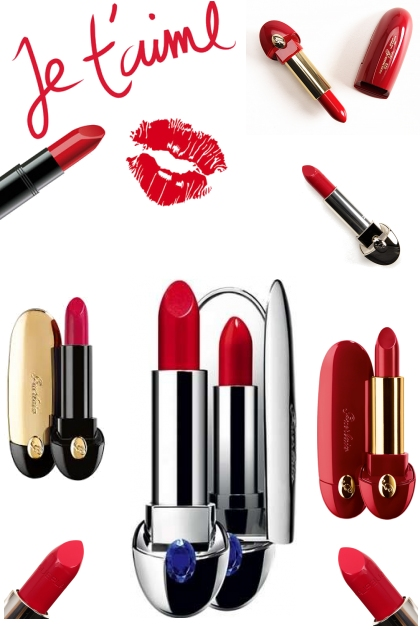 Red Lips Are It