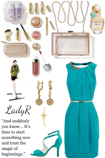 Start Something New in Teal for Fall