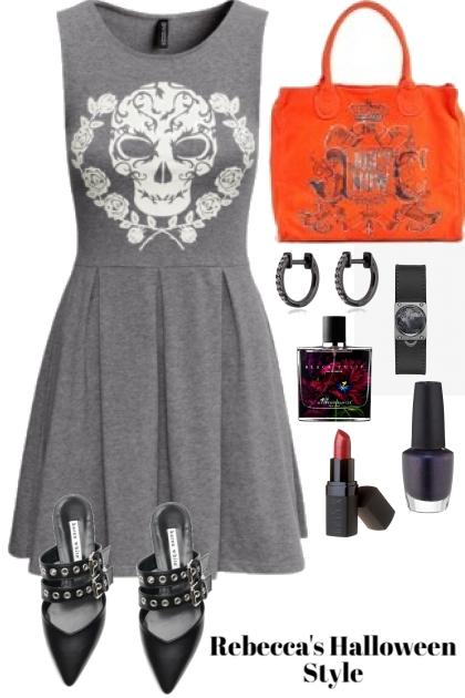 Halloween Style Cute Dresses