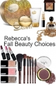 9/30/18-Rebecca's Fall Beauty Choices