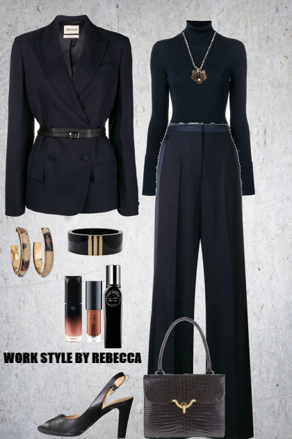 CEO FALL WORK STYLE