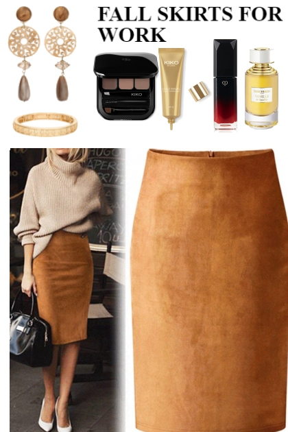 FALL WORK SKIRTS -WORK IT