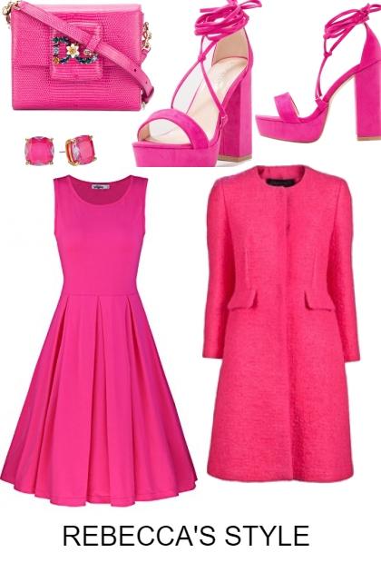 PINK SISTER- Modekombination