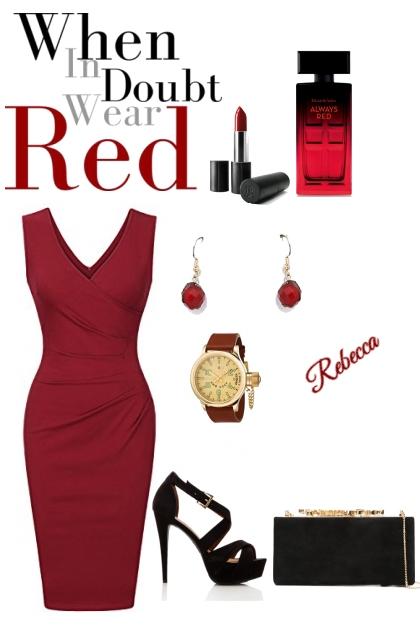 Rebecca's Red