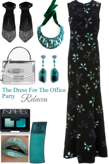 The Office Party Dress