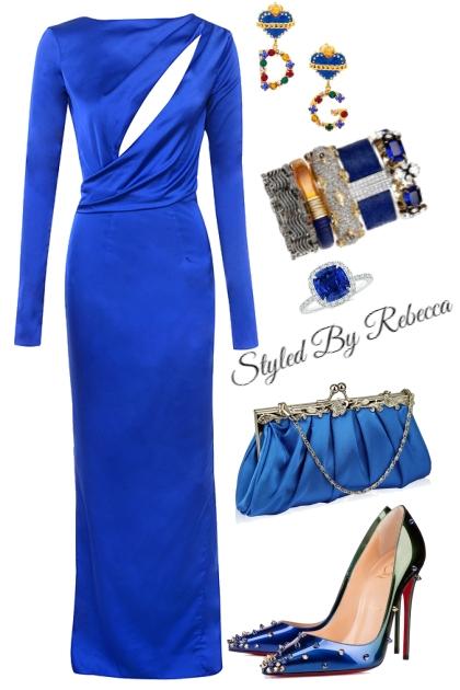 Blue Strutt