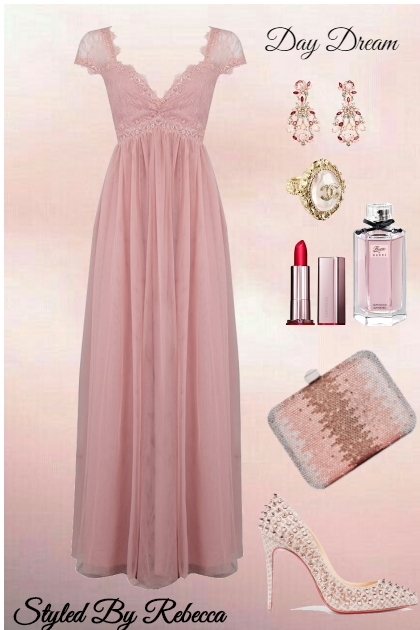 Day Dream in Pink