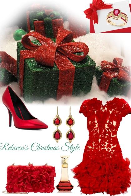 Formal Christmas Style