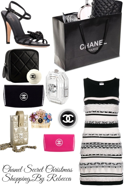 Chanel Christmas Shopping