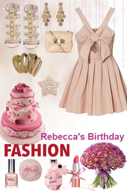 Birthday Fashion Set 1