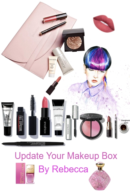 Update Your Makeup Box