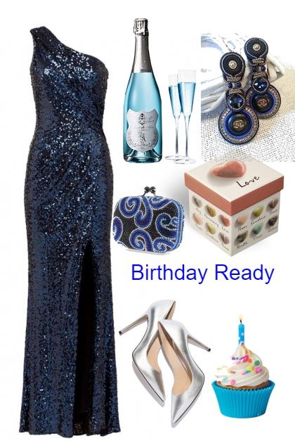 Birthday Ready