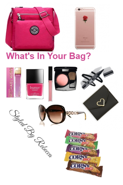 Whats In Your Bag? 1/5