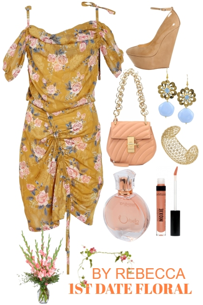 1ST DATE FLORAL