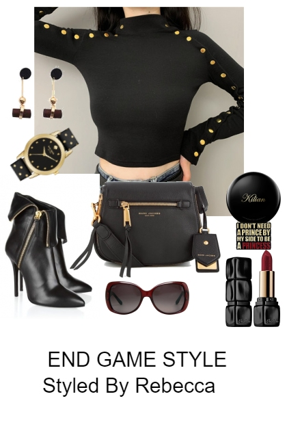 End Game Style