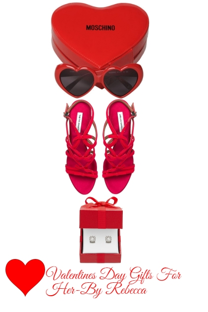 Valentines Day Gifts For Her- Fashion set