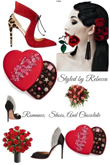 Romance,Shoes,Chocolate