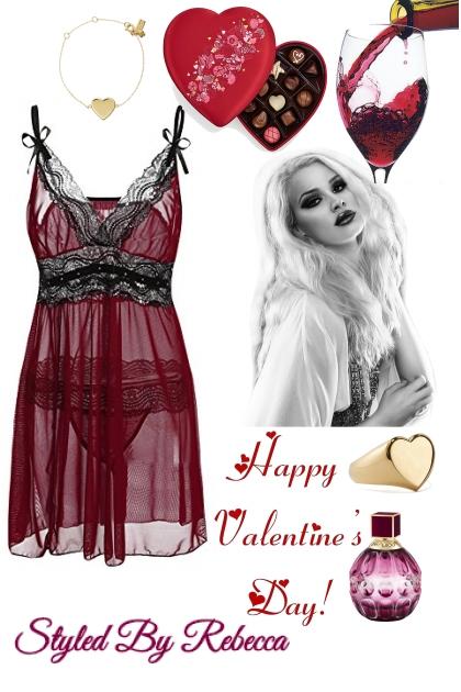 Valentines Day Surprise 1/28
