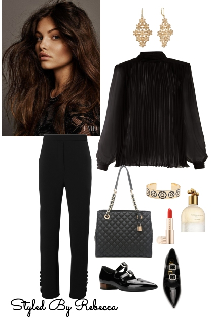 Clothes For A Office Meeting 2/8