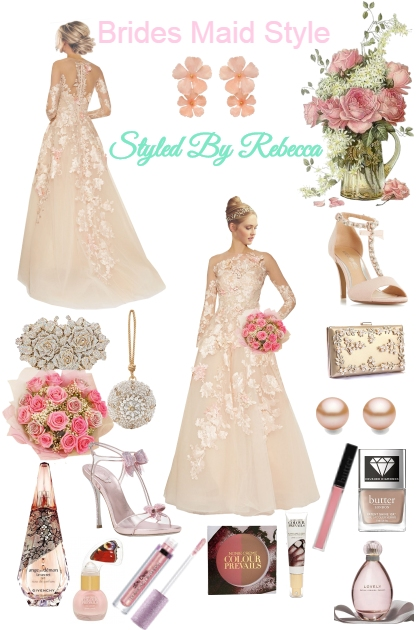 Spring season -Brides Maid Style