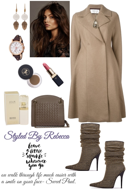 Sparkle In Brown Coats