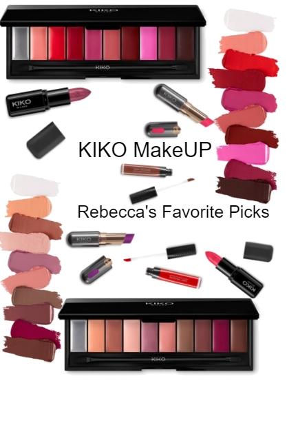 KIKO's makeup Picks2/20/19