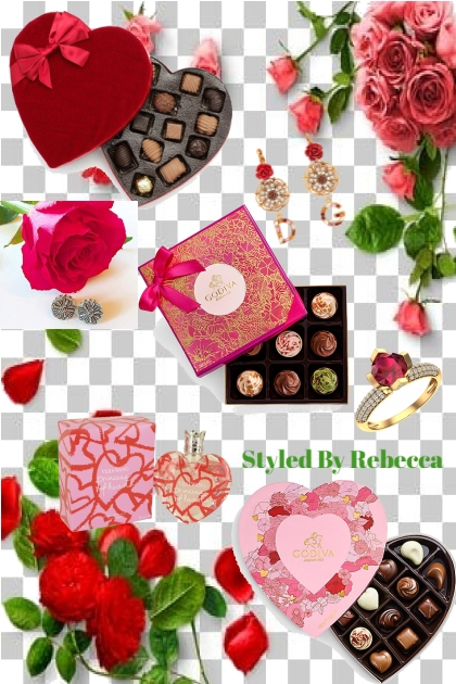 Sweets For The Love- Fashion set