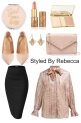 Office Blouse Flare