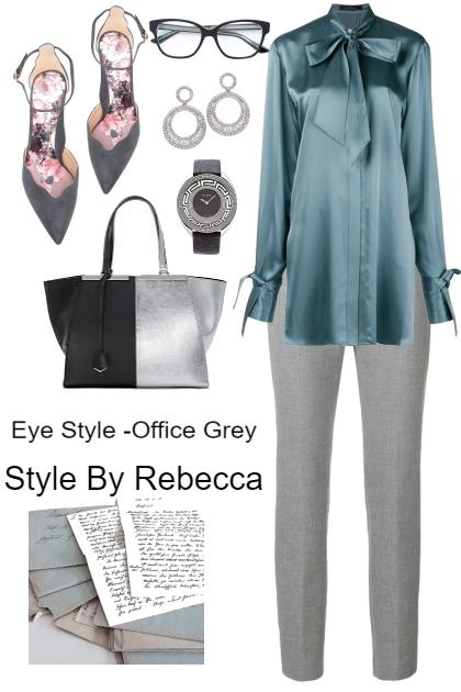 Eye Style -Office Grey
