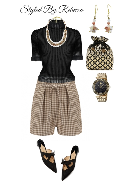3/6-Dressy Shorts