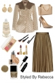 Ruffled Classy Skirts 3/6