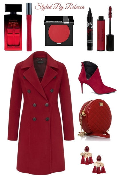 Cold Weather Red3/6