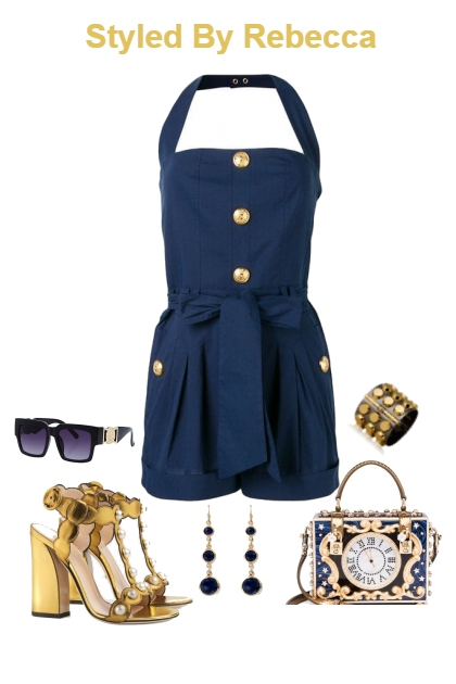 Summer In Navy