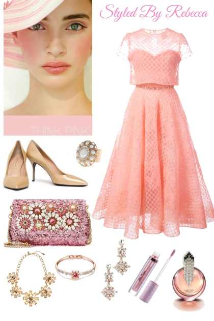 Think Pink -Easter Style