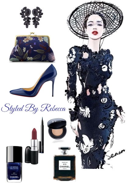 Blue Diva 3/10
