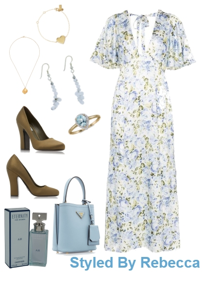 GENTLE NATURE FOR SPRING- Fashion set