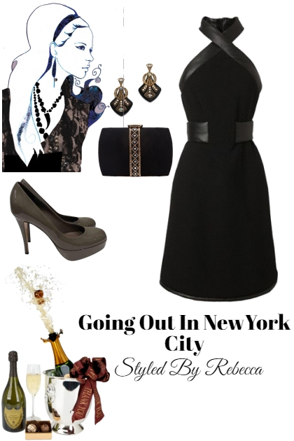 Night Out-Going Out In New York City