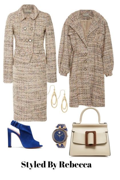 Tweed for work