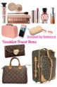 TRAVEL ITEMS FOR SUMMER 2019
