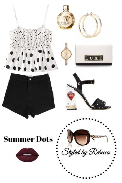 Summer Dots 4/28
