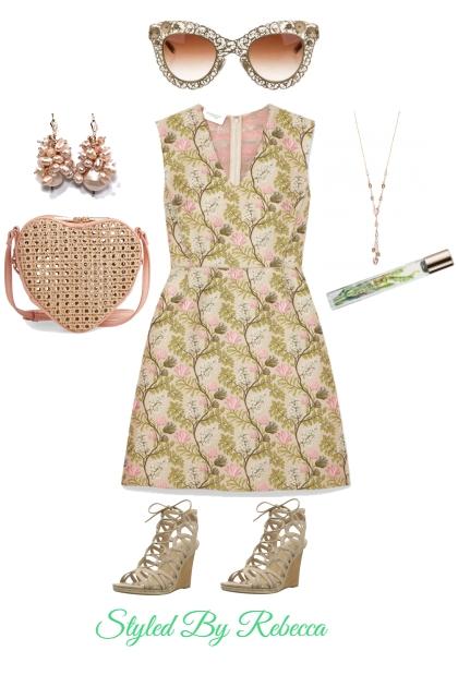 Saturday Dress and Shade