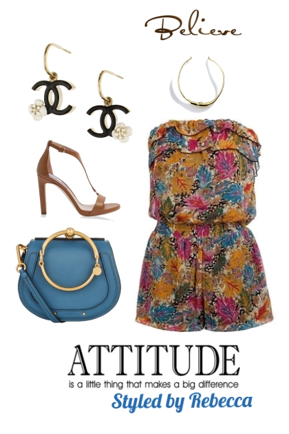Believe In Your Attitude